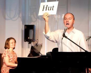 Hut - drum hau ich ihn auf den - Foto door Peter Nientied