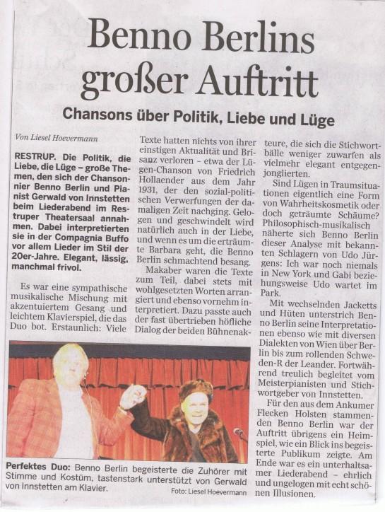 Kreisblatt 02-10-2013 Alles Schwindel Rezens.
